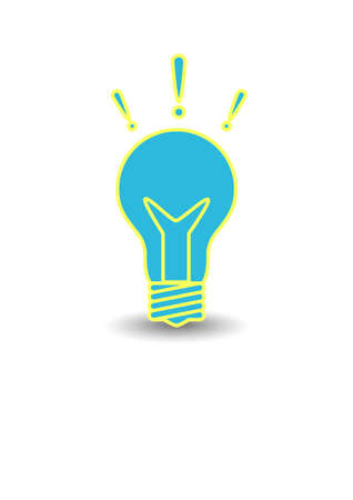 Vector icon light bulb Stock Vector - 16799182