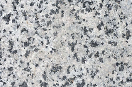 inserts: Gray with black granite inserts. Natural texture Stock Photo