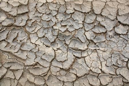 arid soil surface Stock Photo
