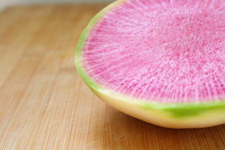 Watermelon Radish photo