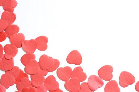 Red Valentine Hearts photo