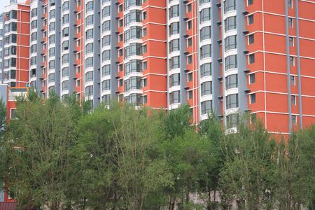 housing lot: Apartment Buildings
