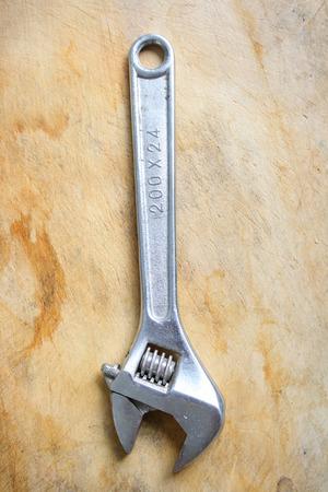 Adjustable Wrench photo