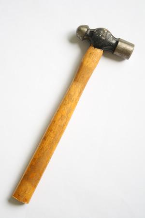 peen: Antique Ball Peen Hammer