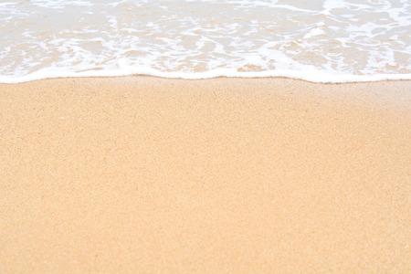 water's edge: beach Stock Photo