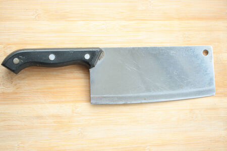 Kitchen knife photo