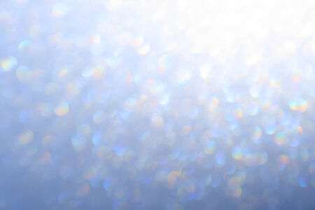 Frost glittering background photo