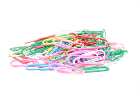 Paper clips photo