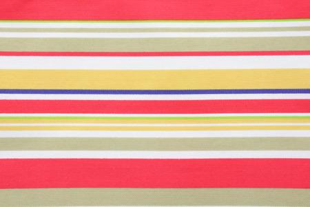 Striped textile photo