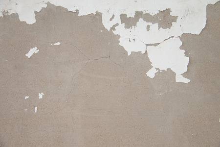 wall paint: white wall paint peeling off