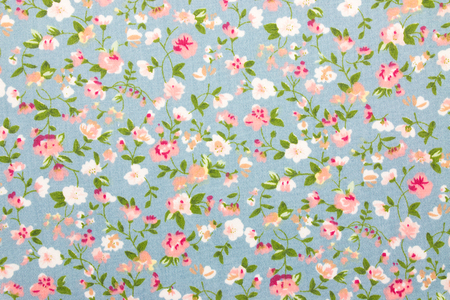 wallpaper pattern: floral fabric background