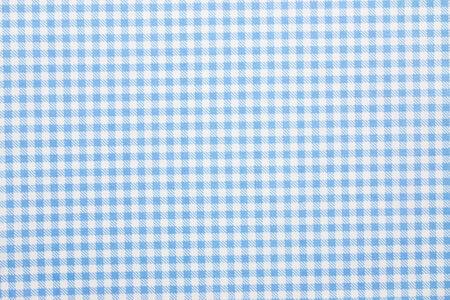 gingham fabric background Stock Photo