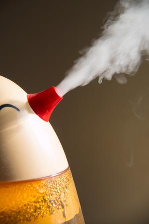 ionizer: Spray humidifier Stock Photo