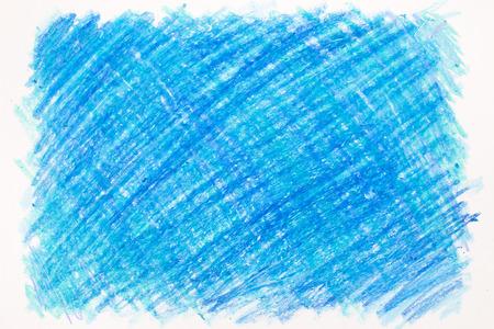 Crayon scribble background Standard-Bild