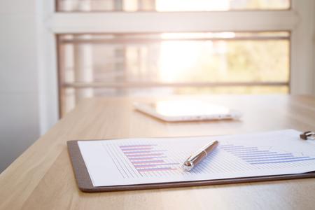 document management: Estados financieros de oficina