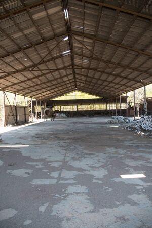 abandoned factory: Abandoned factory