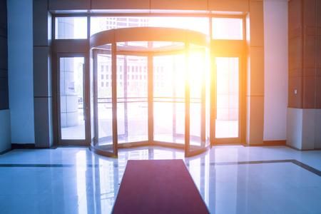 The hotels revolving door