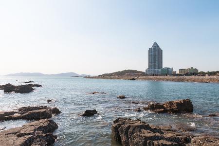 Chinas Qingdao landscape
