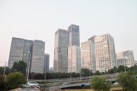 Beijing CBD, China