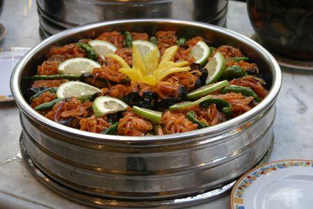 arabian food: Musakaa