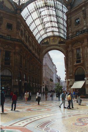 milano: Milano shopping center