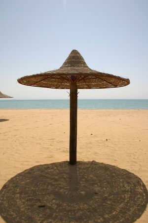 Beach Umbrella Stock Photo - 652452