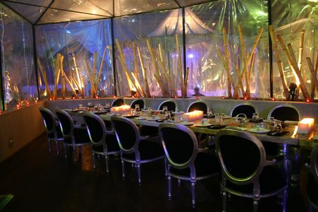 fonction: Private Function Banquet Room