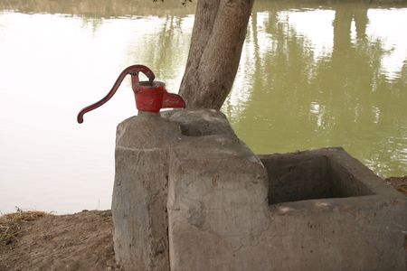 water well: Natural Water Well