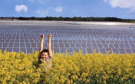 solarenergy: Solar Energy Stock Photo