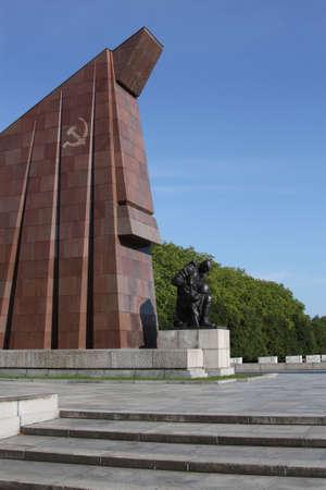 treptow: Soviet Memorial in Berlin