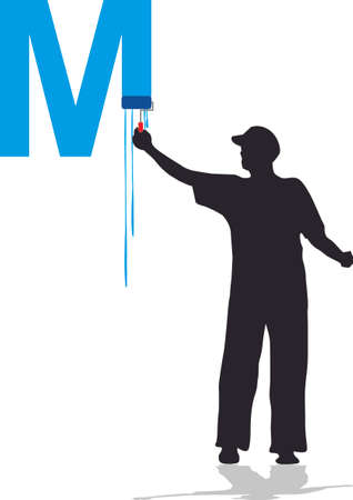 er: house painter M