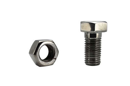 screw-bolt and nut
