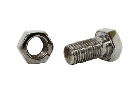 screws: screw-bolt and nut