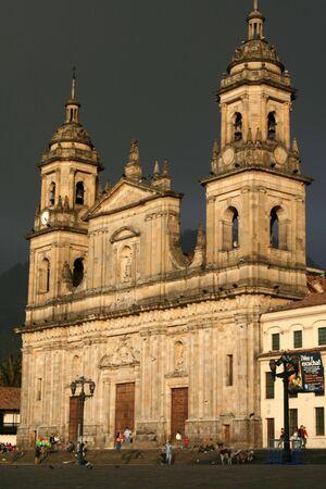 conquest: Bogota. Colombia Stock Photo