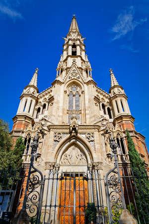 parish: Parish of Sant Francesc de Sales in Barcelona