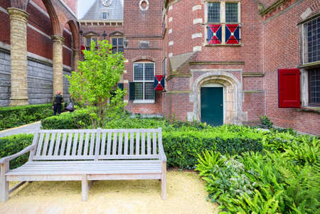 formative: Exterior of Cuypers Bibliotheek, Amsterdam Editorial