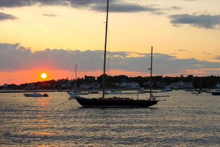 Lewis Bay Sunset