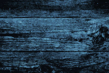 Blue  wood texture.Vector background.