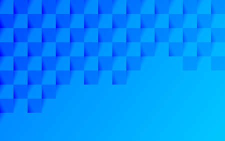 Abstract blue background with squares.Vector illustration. Иллюстрация