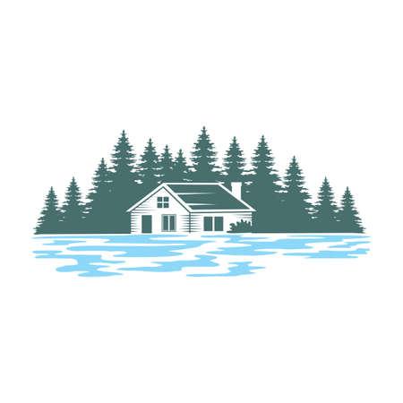 HOUSE LAKE FOREST logo vector