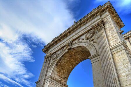 reale: Porta Reale, Noto