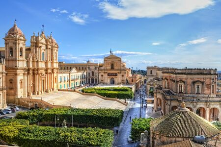 sicily: Noto, Sicily