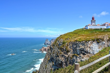 roca: Lighthouse, Cabo da Roca