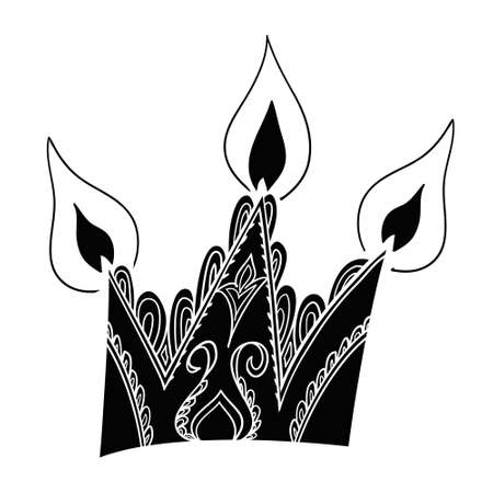 crown of light: Crown icon.