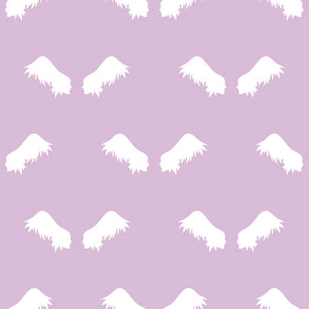 the human face: wings, butterfly, human face, elements on a pale pink background