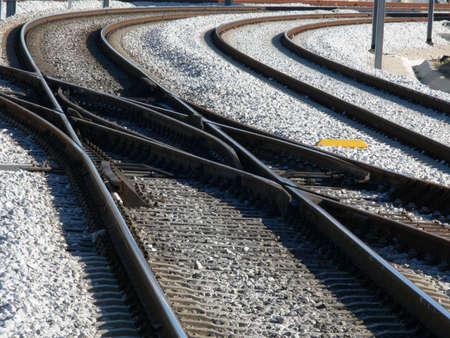 railtrack: Railway Lines Corner