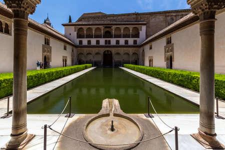granada: Alhambra Islamic Royal Palace, Granada, Spain