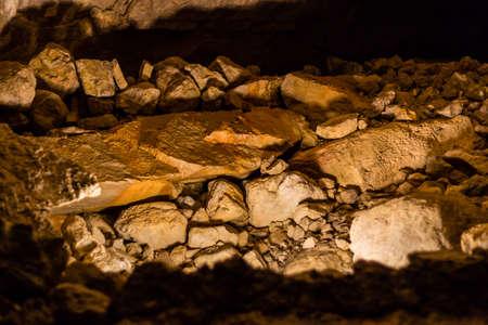 claustrophobia: Beautiful Dachstein Ice cave, Austria