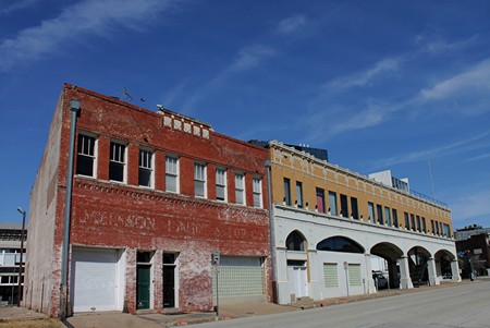Historic Buildings in Downtown Dallas