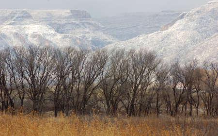 Guadalupe Mountains Standard-Bild - 1327054
